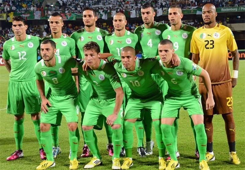 تیم ملی الجزایر