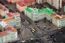 شهری کاملا افسرده + عکس