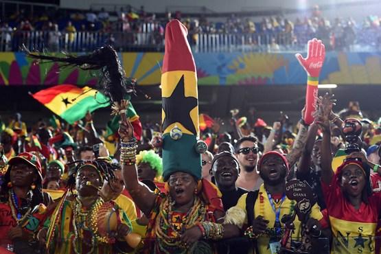 تماشاگران جام جهانی