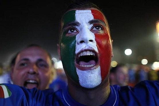 چهره های دیدنی جام جهانی