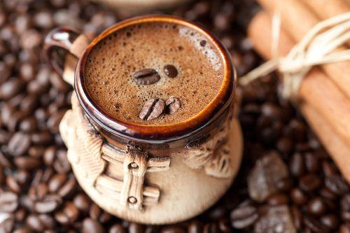 غذاهای کالری سوز,قهوه