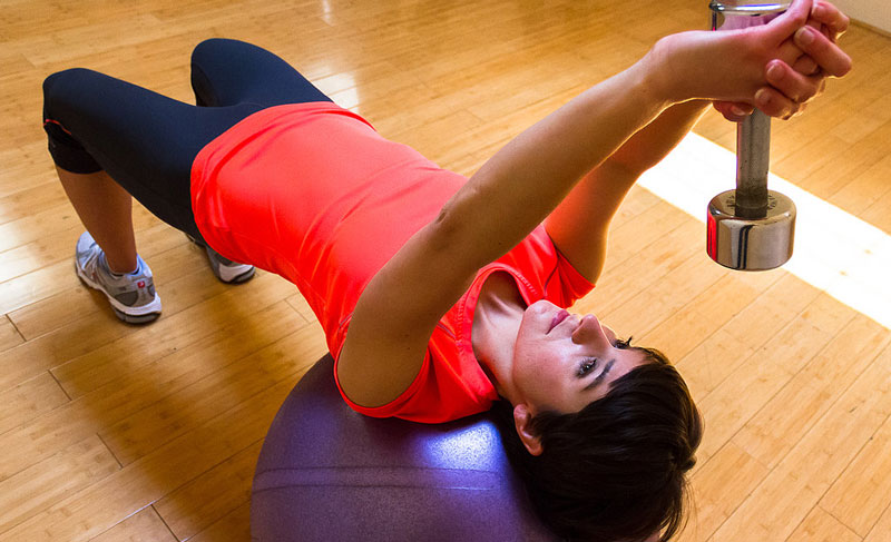 Exercise-Ball-Reach-Weights