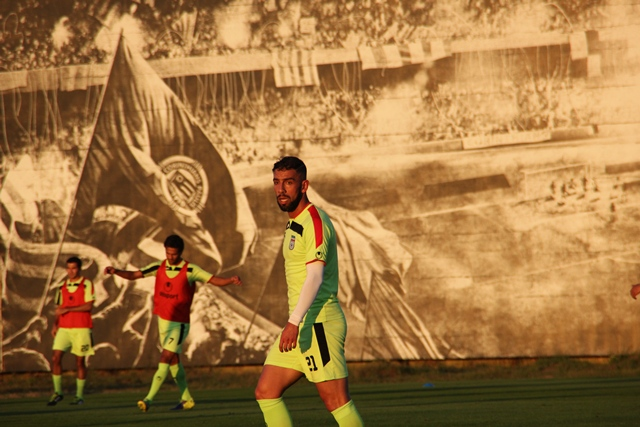 تمرین تیم ملی در برزیل