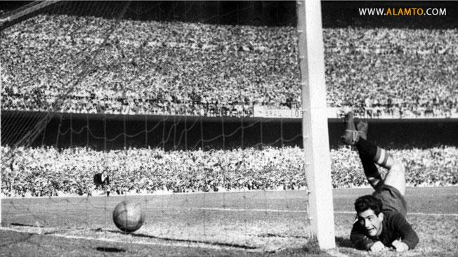 بازی فینال جام جهانی 1950