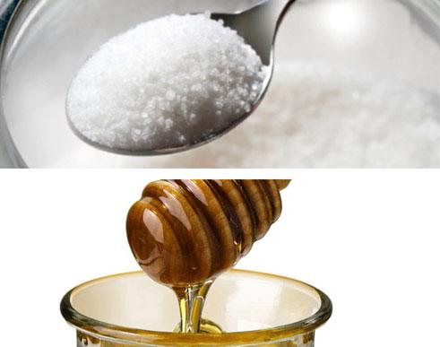 honey-sugar