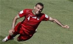 ۶ ستاره ناشناخته جامجهانی/ جلال حسینی در رده دوم