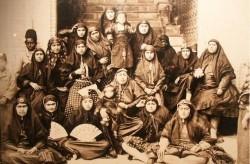 ناصرالدین شاه و ۸۵ زن صیغه ای و دائم! + عکس