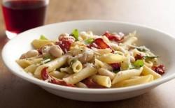 طرز تهیه پاستا همراه با گوجه سوخاری