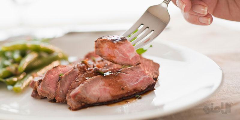 گوشت قرمز و سرطان سینه