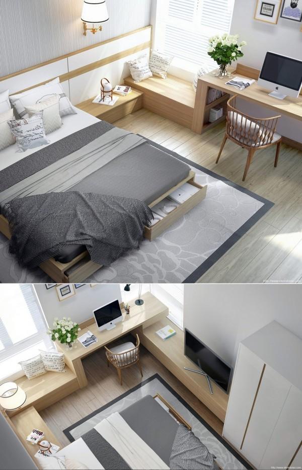 مدل کمد برای اتاق خواب