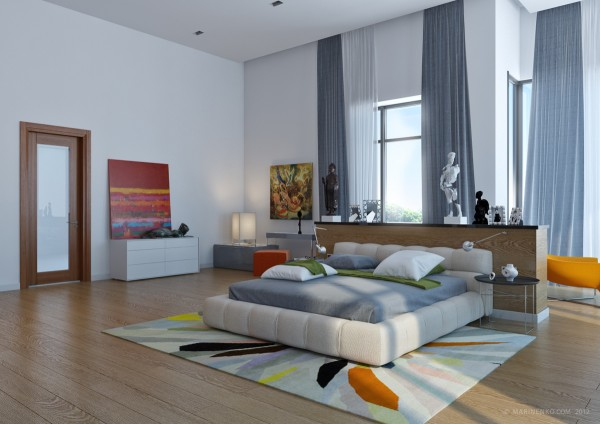 18-Modern-colorful-bedroom-600x424