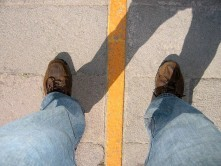 خطی که کره زمین را به دو نیم تقسیم میکند + عکس