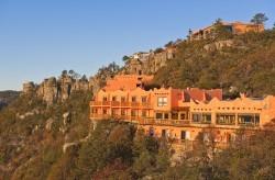 هتل هایی در مناطق صعب العبور + عکس