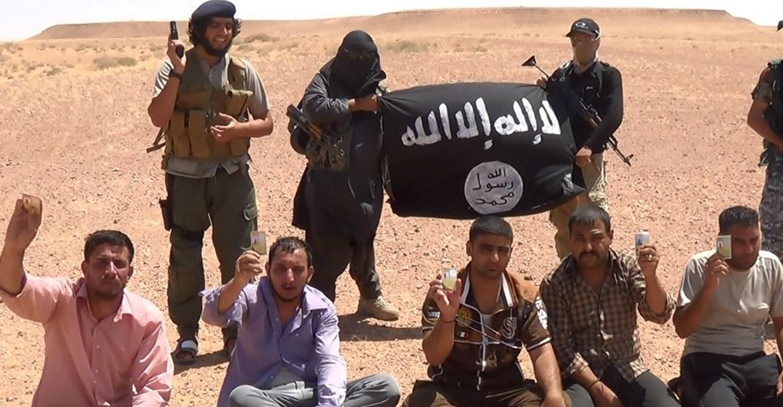 جنایات داعش