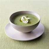 دستور پخت سوپ مارچوبه