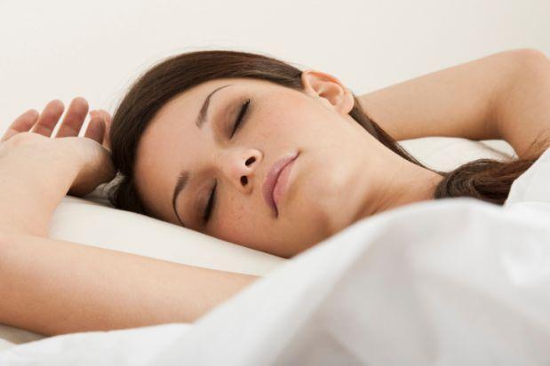 خواب زن