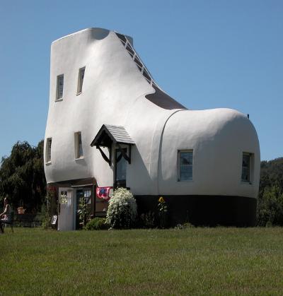 عجیب ترین خانههای دنیا