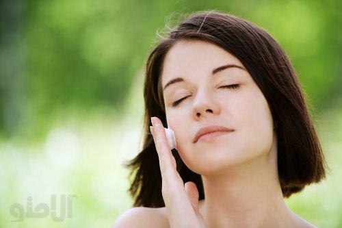 طرز استفاده از اسکراب پوست صورت