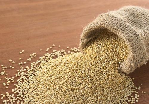 غذاهای شکم صاف کن,داشتم شکم صاف,Quinoa