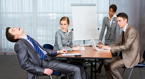boring-meeting,افراد خسته کننده