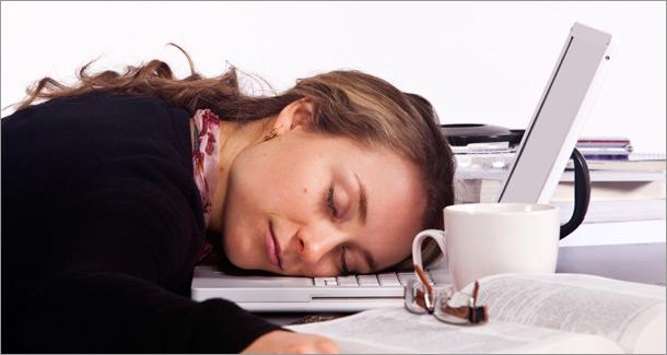راه های رفع خستگی