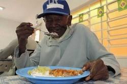 حمام نرفتن راز طول عمر پیرمرد برزیلی!+عکس