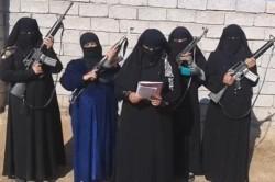 7 زن خطرناک داعش را بشناسید