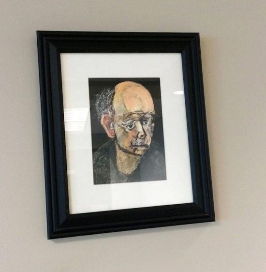 نقاشیای یه آلزایمری