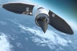 انفجار سلاح فوق سری آمریکا پس از پرتاب+عکس