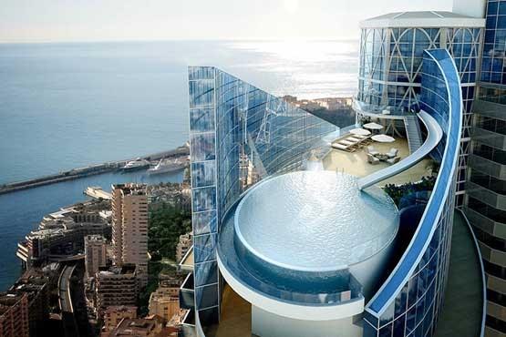 گرانترین آپارتمان جهان