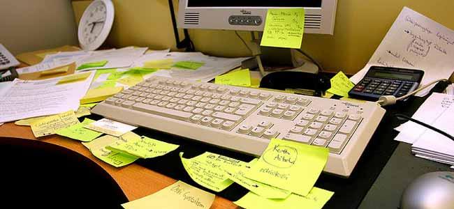 Being-Organized