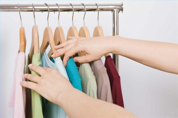 انتخاب رنگ لباس