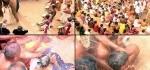 """سنت عجیب و خطرناک """"نارگیلی"""" در هند +عکس"""