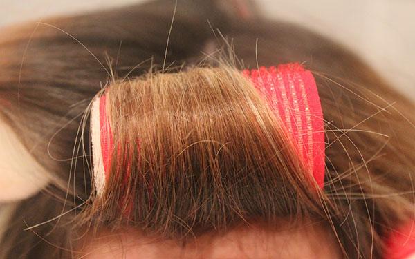 صاف کردن موی سر بدون اتو