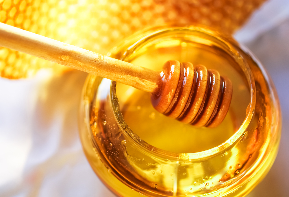 خواص عسل برای زیبایی پوست