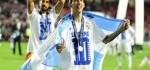 گرانترین بازیکن تاریخ لیگ برتر در کنار همسر و فرزندش+عکس