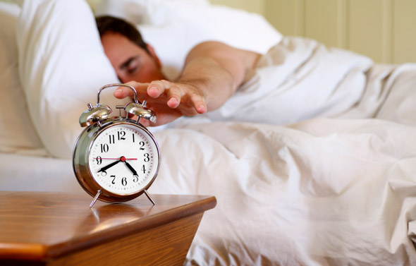 بیدار شدن از خواب