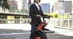 موتورسیکلت تک چرخ+عکس