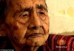 زنی که ادعا میکند پیرترین زن جهان است + عکس