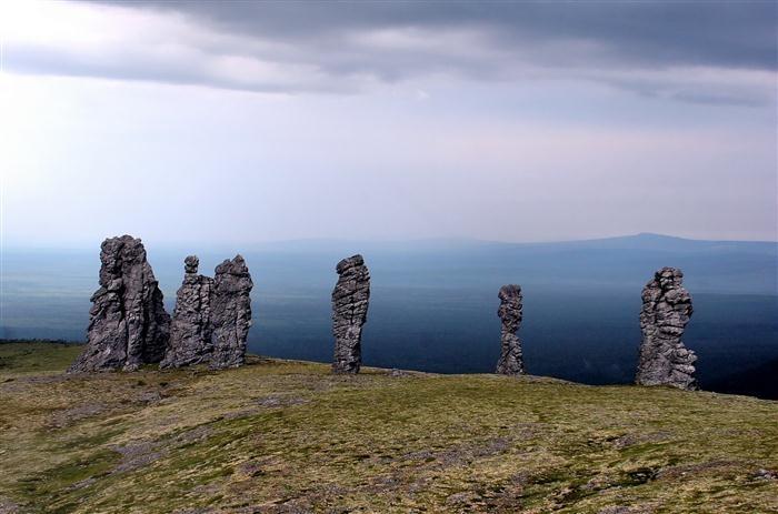 سنگ های مانپوپونور