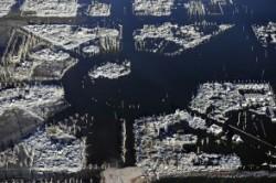 شهری که از 25 سال قبل غرق شده است + عکس