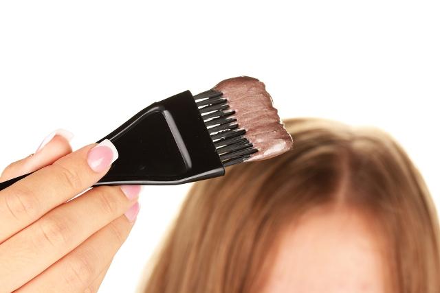 راهنمای رنگ کردن موی سر,شانه رنگ مو