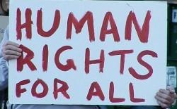 حقوق انسان در جامعه