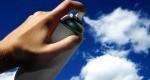 بازی با ابرها در عکاسی خلاقانه