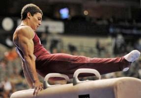 Ripped-Gymnast