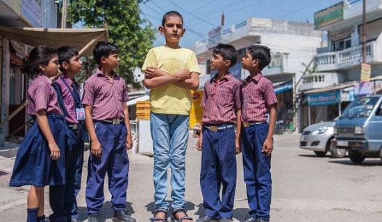 بلندترین کودک 5 ساله دنیا