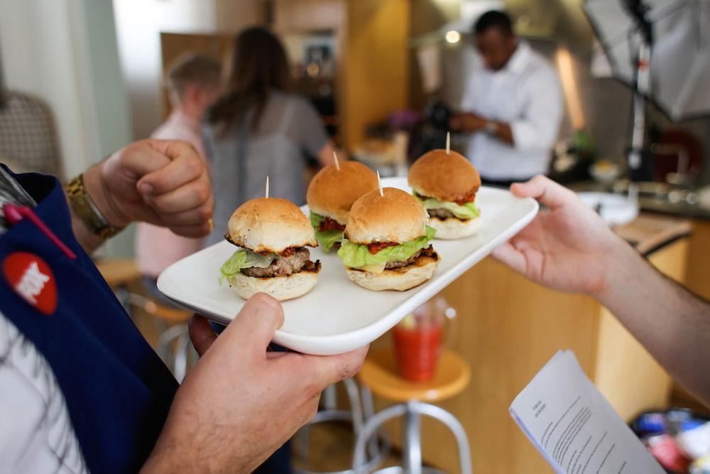 human-burgers
