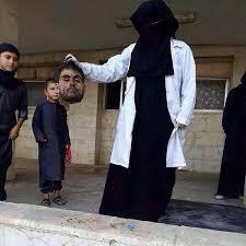 داعش - سر بریدن