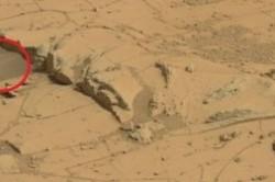 کشف چراغ راهنمایی و رانندگی در مریخ+عکس