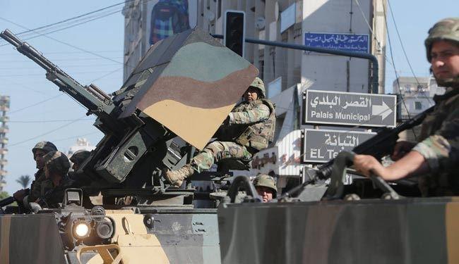 پیام سرکرده داعش به عناصر خود در لبنان